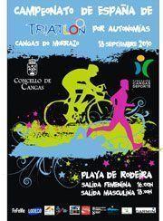 Triatlón Campeonato de Europa de Selecciones Autonómicas 2010.