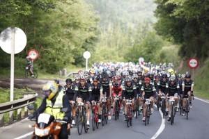 Casi 600 ciclistas disfrutaron de la II Gran Fondo BIBE Transbizkaia