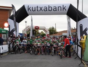 Cerca de 600 niñ@s en la Fiesta de la Bici