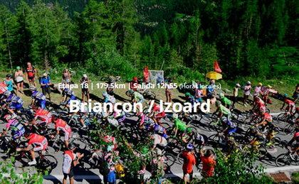 Chris Froome a sentenciar el Tour de Francia en el Izoard