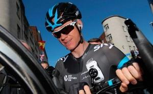 Chris Froome ya entrena con el objetivo de estar en La Vuelta