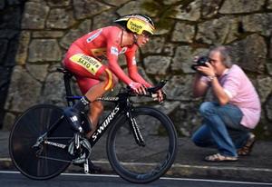 Clasificaciones finales Vuelta a España 2014