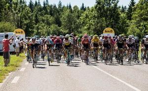Clasificaciones y parte de bajas, segunda semana Tour de Francia