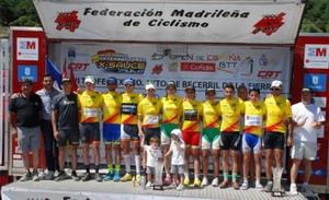 Coloma y Villar ganan el Open de España de MTB