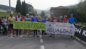 Comunicado de las Ciclistas por la Igualdad
