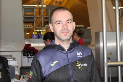 Concentración en Valencia para preparar el Europeo de pista