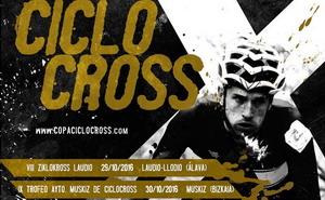 Confirmadas las sedes de la Copa de España de ciclocross 2016