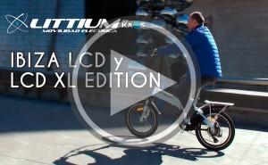 Conquista la ciudad con las mejoradas bicicletas eléctricas Littium Ibiza