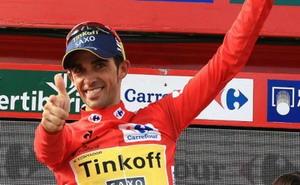 Contador defiende su liderato contra un gran Chris Froome