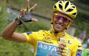 Alberto Contador absuelto de forma oficial