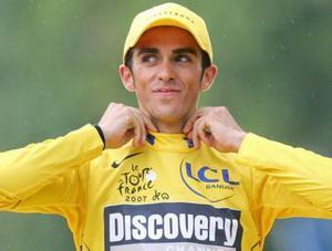 Alberto Contador hace cuentas para estar en La Vuelta