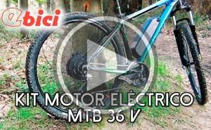 Convierte tu bicicleta convencional en eléctrica con ebici