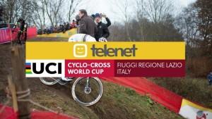 Copa del Mundo de ciclocross en directo desde Italia