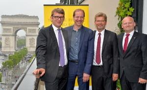 Copenhague aspira a ser salida del Tour de Francia