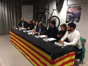 Corró d Amunt tercera prueba de laCopa Catalana Internacional BTT Biking Point