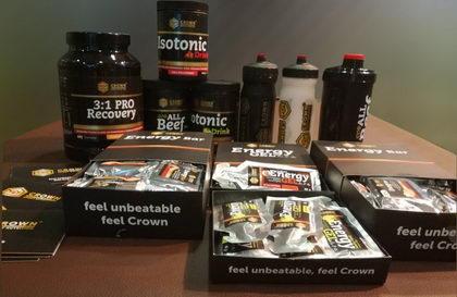 Crown Sport Nutrition la revolución en la suplementación deportiva