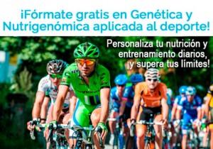 Curso gratuito de Nutrigenómica para la Salud y el Deporte
