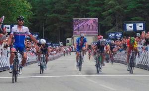 Dani Moreno bronce, Peter Sagan campeón de Europa