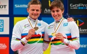 Daniel Federspiel y Linda Indergand campeones del Mundo de XCE
