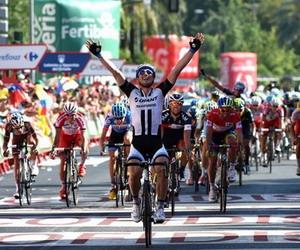 Degenkolb gana la cuarta etapa de La Vuelta