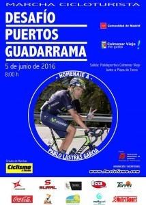Desafío Puertos del Guadarrama 2016