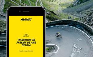 Descubre la nueva aplicación móvil de Mavic