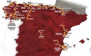 Descubre el recorrido de la Vuelta a España 2016