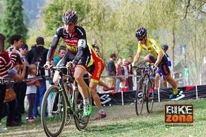 Diez seleccionados para el Mundial de ciclocross de Tabor