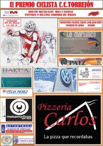 Disputa del II Premio Ciclista C.C. Torrejón de Ardoz