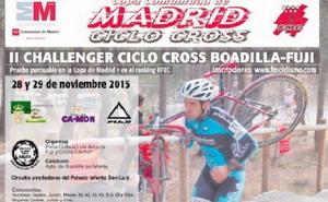 Doble cita en Boadilla del Monte con el mejor ciclocross madrileño