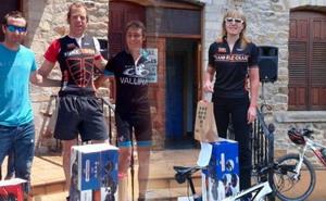 Doble podio para BikeZona Team en Guriezo