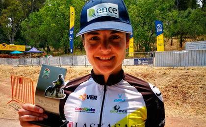 Doble reto para Lucia Vázquez este fin de semana