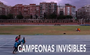 Documental, campeonas invisibles, por Paqui Méndez
