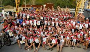 Final de la Transpyr 2013 en San Sebastian