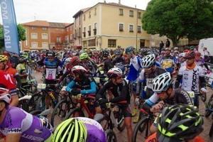 Durísima Vuelta a Burgos BTT con victoria para Beltrán y Carrasco