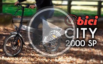 Ebici lanza la ebike CITY 2000 SP y la probamos a fondo