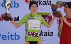 Eider Merino logra terminar cuarta en la Bira