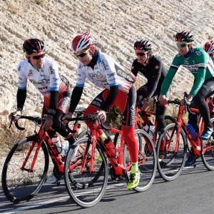 El BH Burgos ya es Continental Profesional y apunta a la Vuelta a España