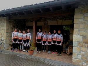 El Bizkaia Durango estará en el Tour de Flandes