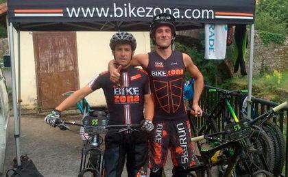 El BZ Team también en la Big Ride Copa de España de Enduro