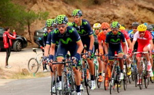 El calendario no da descanso al Movistar Team