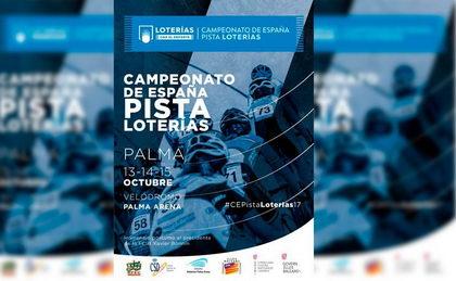 El Campeonato de España de pista Loterías se podrá seguir en streaming