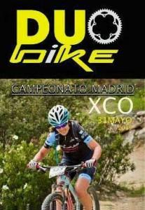 El Campeonato de Madrid XCO Duobike en Navalagamella