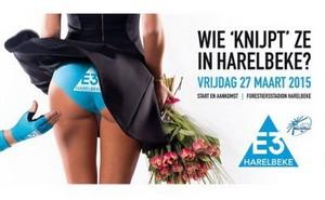El cartel de la Harelbeke 2015 indigna a las redes sociales