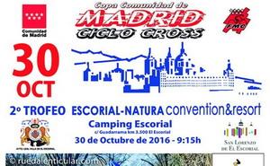 El ciclocross Escorial-Natura vuelve con fuerza