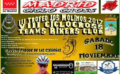 El ciclocross de Los Molinos alcanza su tercera edición este próximo sábado