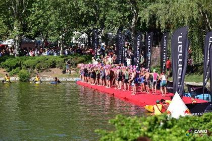 El Día del Triatlón de Madrid contará con más de 200 participantes