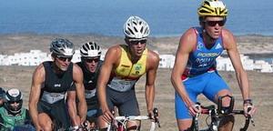 El Duatlón Internacional de Lanzarote este sabado