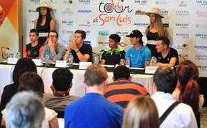 El espectáculo está garantizado en el Tour de San Luis 2015