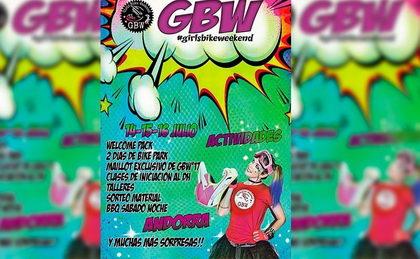 El Girls Bike Weekend llega a su cuarta edición